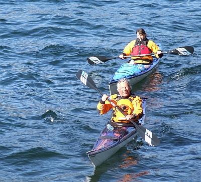 Probefahrt Lettmann Skinner und Swift BeringSea