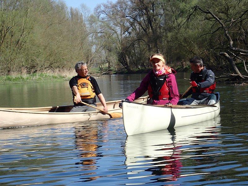 Canadier Grundkurs ACA Touring Canoe Level-2